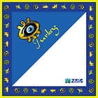 Бандана с печатью логотипа