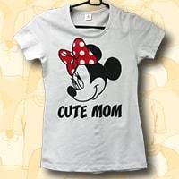 Печать надписей и простых рисунков на футболках